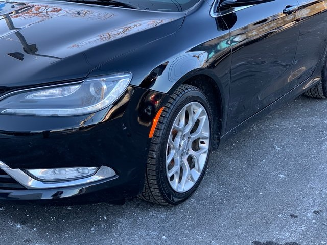 Pre-Owned 2016 Chrysler 200 C