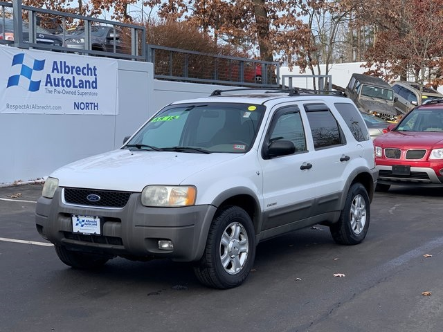 Pre-Owned 2001 Ford Escape XLT