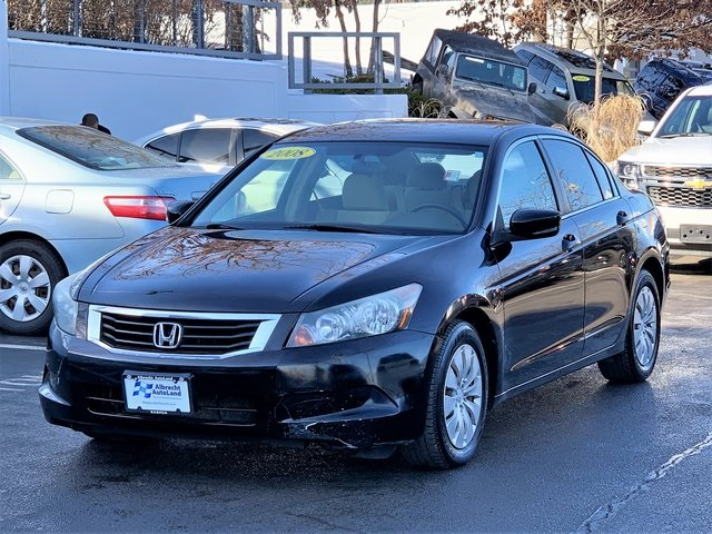 Pre-Owned 2008 Honda Accord LX