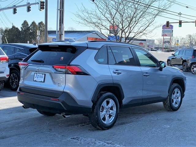 Pre-Owned 2019 Toyota RAV4 XLE