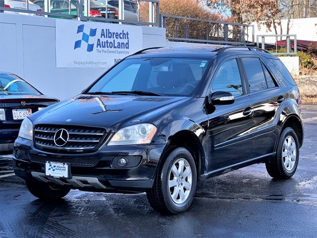 Pre-Owned 2007 Mercedes-Benz M-Class ML 350