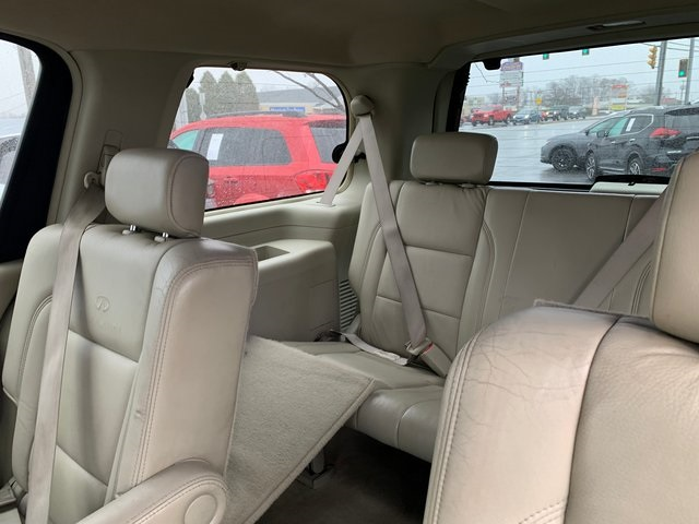 Pre-Owned 2005 INFINITI QX56 Base