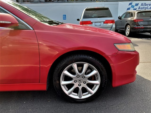 Pre-Owned 2008 Acura TSX Base