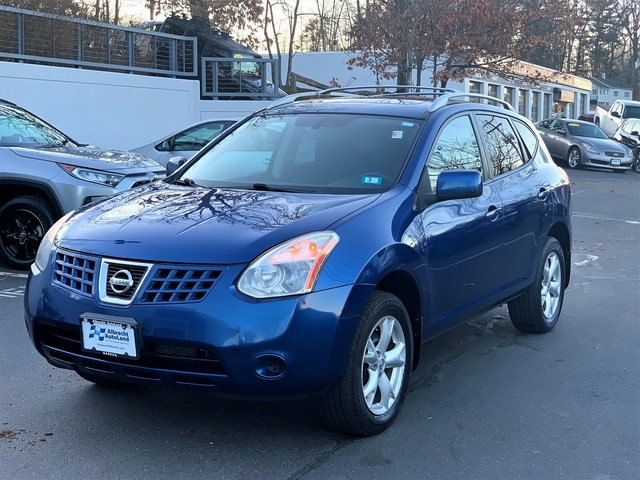 Pre-Owned 2009 Nissan Rogue SL