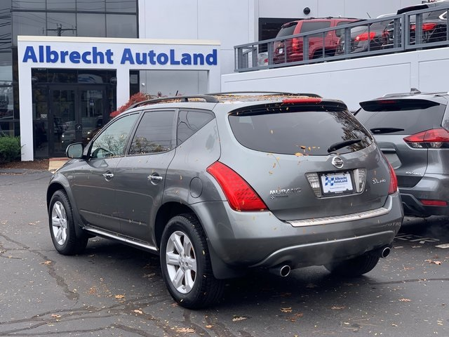 Pre-Owned 2007 Nissan Murano SL