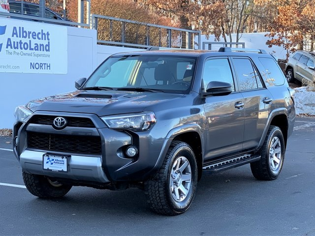 Pre-Owned 2015 Toyota 4Runner Trail Premium