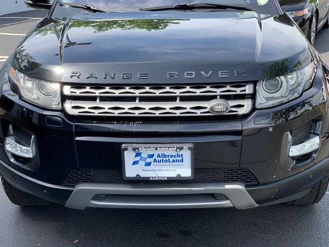 Pre-Owned 2013 Land Rover Range Rover Evoque Pure
