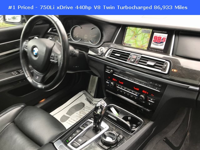Pre-Owned 2015 BMW 7 Series 750Li xDrive