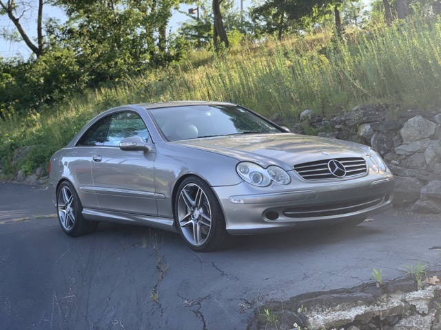 Pre-Owned 2005 Mercedes-Benz CLK CLK 500