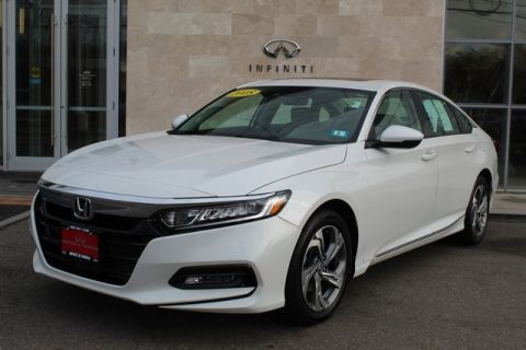 Pre-Owned 2018 Honda Accord EX-L