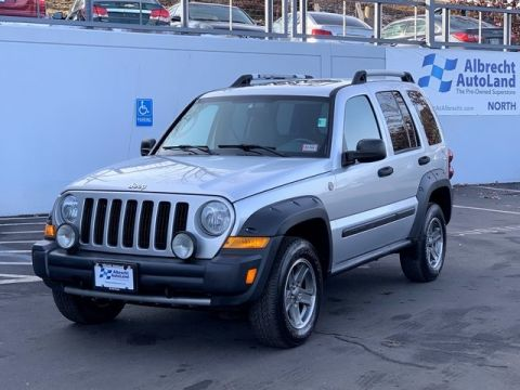 Pre-Owned 2005 Jeep Liberty Renegade
