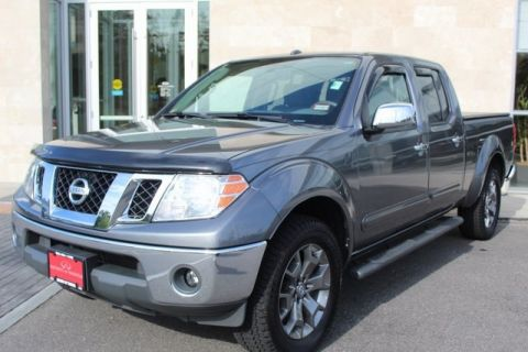 Pre-Owned 2016 Nissan Frontier SL