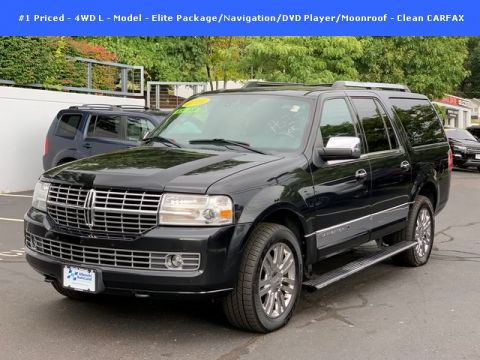 Pre-Owned 2010 Lincoln Navigator L