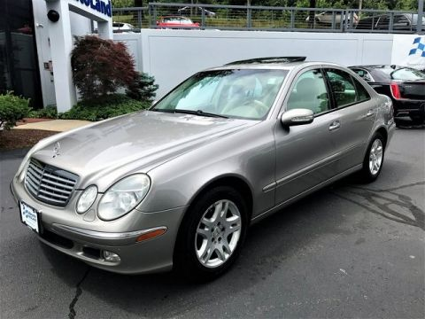 Pre-Owned 2003 Mercedes-Benz E-Class E 320